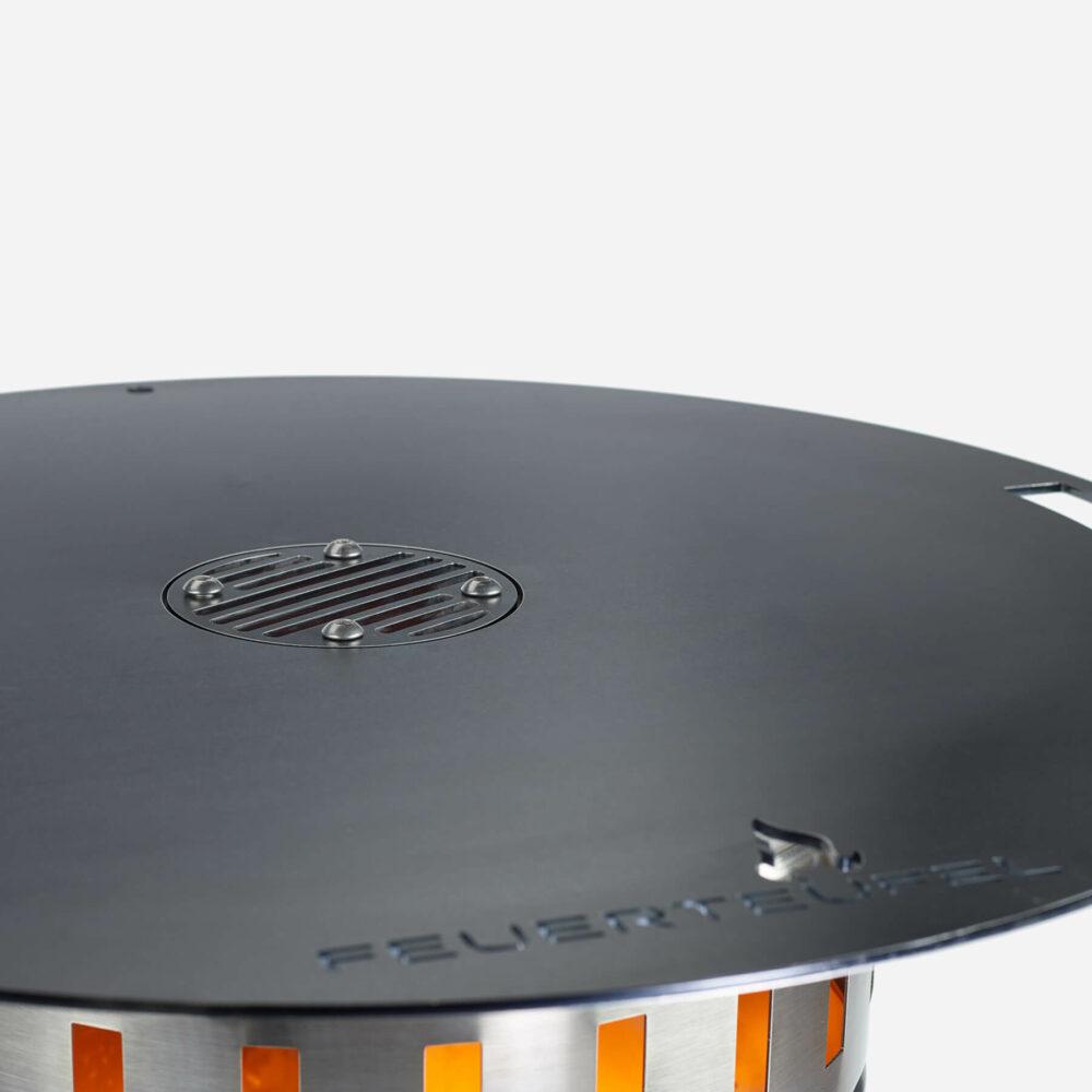 FEUERTEUFEL® Feuerplatten Grill-Einsatz