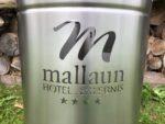 Feuertonne für Hotel Mallaun
