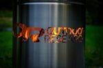 Logo Feuertonne für Outdoor Research / Trek