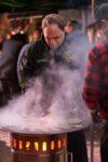 Feuertonnen Grillseminar der Sauerländer BBCrew
